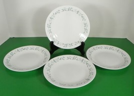 Corelle COUNTRY COTTAGE Bread and Butter or Side Plate (s) LOT OF 4 Hear... - $21.73