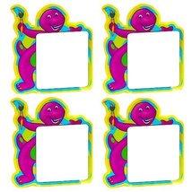 Hallmark Barney Mini Water Paint Boards / Favors (4ct) - $9.85