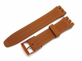 Wrist Watch Band Strap For Swatch Rubber Silicone Watchband Replacement ... - $6.64