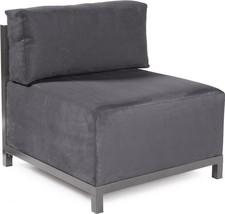 Lounge Chair Howard Elliott Axis Regency Gray Titanium - $1,139.00