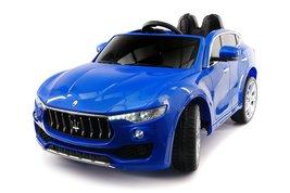 Maserati Levante 12V Kids Ride-On Car w/ R/C Parental Remote Control Blue - $519.99