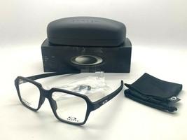 New Oakley Miter OX8154 0354 Satin Brick Red Eyeglasses Frame 54-18-138MM Nib - $96.97