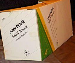 John Deere 8400T Tractor MFWD Replica w/ Box 1/16 Scale Collectors Edition AA20- image 7