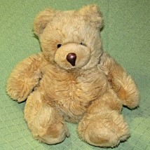 "Vintage TEDDY BEAR GUND CLASSICS 1986 Plush LIMITED EDITION 13"" Tan Stuf... - $23.38"