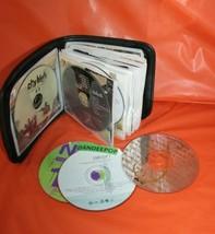 24 Assorted Music CD's Clarkson, MCR, Backstreet Eminem Britney Soundtracks +++ - $89.09
