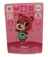 023 - Cheri - Series 1 Animal Crossing Villager Amiibo Card - $49.99