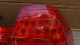 09-11 BMW E90 4dr Sedan Taillight lamps Set LED 328i 335i 335d 328 335 320i image 7
