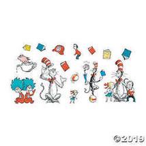 Fun Express Dr. Seuss Characters Jumbo Bulletin Board Cutouts  - $16.74