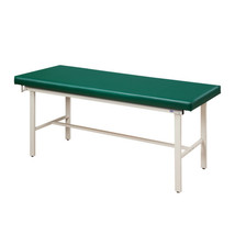 Clinton Straight Line Treatment Table 30in-Soft Jade - $943.51