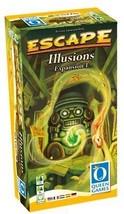 Queen Games 61031 - Escape Erweiterung 1, (Erweiterung 1 - Illusionen) - $35.68