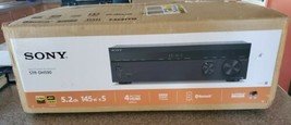 Sony STR-DH590 5.2 Multi-Channel 4K HDR AV Receiver with Bluetooth - $246.72