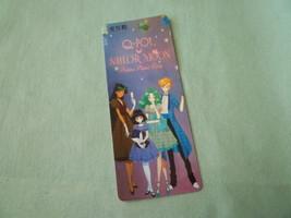 Sailor moon bookmark card sailormoon  Q Pot outer group - $6.00