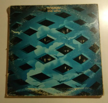 The Who Tommy LP Record Classic Album Pinball Wizard Roger Daltrey 1969 ... - $12.37
