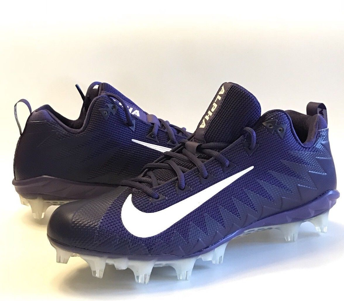 84ebd2317 S l1600. S l1600. Previous. Nike Alpha Menace Pro Low TD Promo Mens  Football Cleats ...