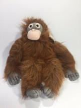 "Wild Republic Orangutan Plush Stuffed Animal Plush Gift Kids Toy Cuddlekins 8"" - $9.89"
