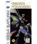 Panzer Dragoon Sega Saturn Great Condition Fast Shipping - $59.93