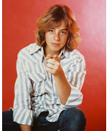 LEIF GARRETT GREAT STUDIO POSE 8X10 COLOR PHOTO - $9.75