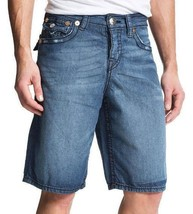 NEW TRUE RELIGION MEN'S PREMIUM DENIM CASUAL JEANS SHORTS BUDDHA VENICE