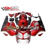 Candy Red Black Fairings For Kawasaki  2000 2001 ZX12R Motorbike Cowling... - $376.44