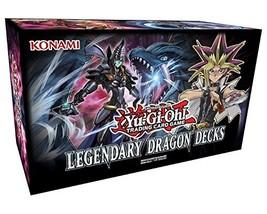 Yu-Gi-Oh! Trading Card Game- Yugioh Legendary Dragon Decks Box - $63.87