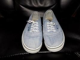 Vans Blue Color Casual Shoes Size 1.5  Girl's - $24.00