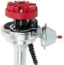 Pro Series R2R Distributor for Mopar Dodge Chrysler BB, V8 Engine Red Cap image 9