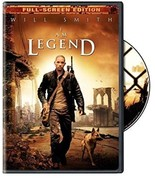 I Am Legend  DVD - $0.00