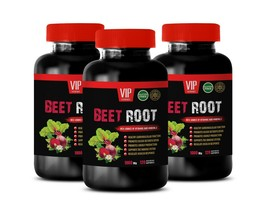 anti inflammation pills - BEET ROOT - herbal energy boost 3 BOTTLE - $47.64