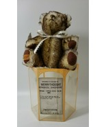 Vintage Merrythought limited edition bear in box 173/500 made in England - $78.71