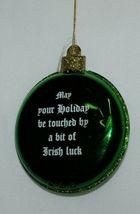 Roman 3 Piece Christmas Irish Theme Ornament Set Cross Bell Ornamental image 3