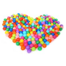 Eco-Friendly Colorful Plastic Ball Toys Pool Baby Swim Pit Ball Outdoor ... - £10.09 GBP