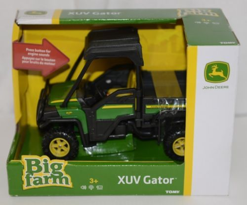 John Deere LP66116 Big Farm XUV Gator Working Headlights Dump Bed