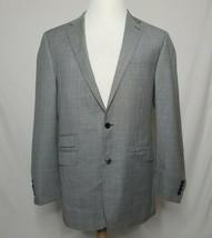 Bartorelli Napoli Italy 56L / US 46L Wool Fusion Blazer Sport Coat Suit ... - $94.99