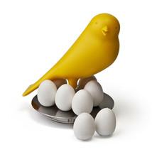 YELLOW Sparrow  8 Egg MAGNET NIB - €13,24 EUR