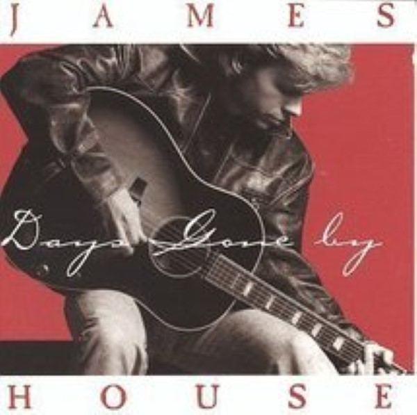 Days Gone By by James House Cd