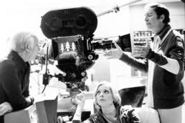 Space: 1999 Featuring Martin Landau, Barbara Bain on Set with Cameraman 24x18 Po - $23.99