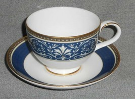 Royal Doulton Archives CHALLINOR PATTERN Cup and Saucer MADE IN ENGLAND - $29.69