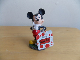 Disney Mickey Mouse Mini Garden Figurine  - $10.00