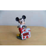 Disney Mickey Mouse Mini Garden Figurine  - $10.00