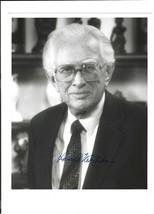 Howard Metzenbaum Signed Photo / IN PERSON Senator Ohio - $33.94