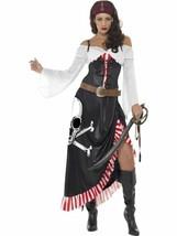Sultry Swashbuckler, AU Size 12-14, Pirate Fancy Dress #AU - $45.93