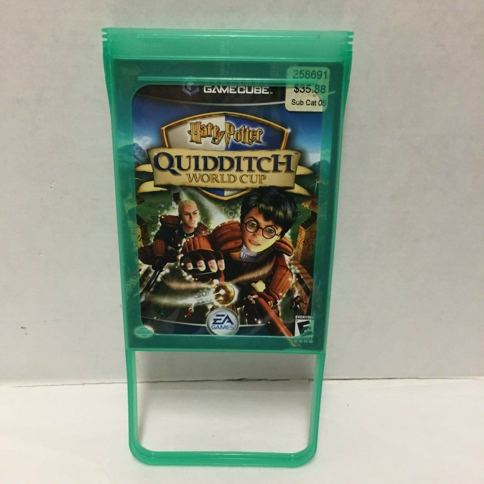 Primary image for Harry Potter Quidditch World Cup (Nintendo GameCube, 2003)