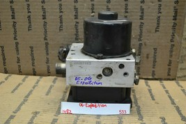 05-06 Ford Expedition 5.4L ABS Pump Control OEM Module 5L142C346AG 533-14b2 - $35.17