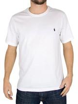Polo Ralph Lauren Crew Neck Modern Classic-Fit T-Shirt Mens White XXL - $29.99