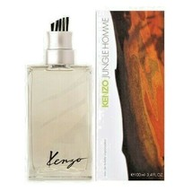 Kenzo Jungle Homme by Kenzo 3.4 oz EDT SPRAY for Men New In Box - $49.99