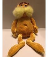 "Kohls Cares Dr Seuss Yellow Plush 14"" - $8.59"