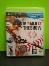 MLB 12: The Show (Sony PlayStation 3, 2012) - $3.96