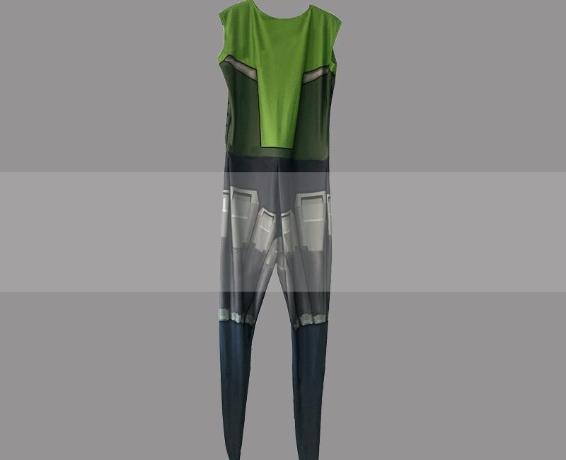 Overwatch lucio cosplay costume zentai suit buy