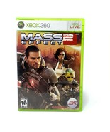 Mass Effect 2 Microsoft Xbox 360 CIB Complete Tested - $3.15