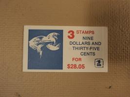 USPS Scott 1909 $9.35 Book Of 2 Eagle Moon Stamps Mint Booklet 1983 - $37.82